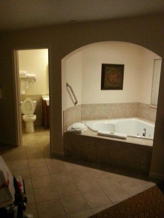 Sheraton Vistana Resort Villas- Lake Buena Vista: Hidro da Suíte