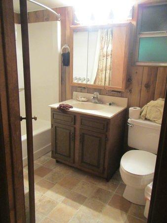 Carolina Outfitters: Apartment bathroom