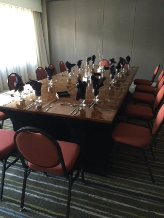 DoubleTree Suites by Hilton Tampa Bay: Meeting room