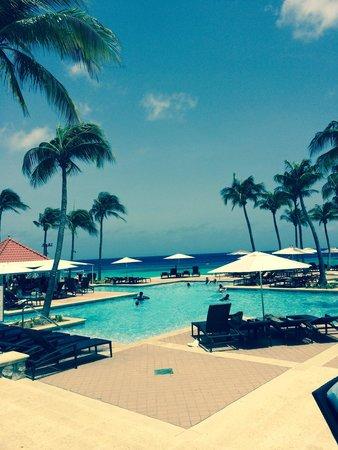 Curacao Marriott Beach Resort & Emerald Casino: Curaçao Marriott You Can Not Go Wrong