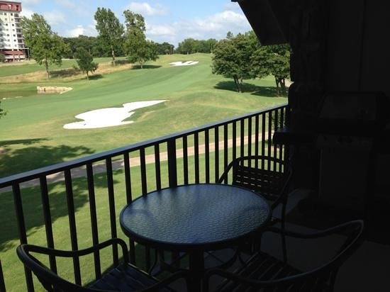 WorldMark Grand Lake : veiw of golf course from our deck