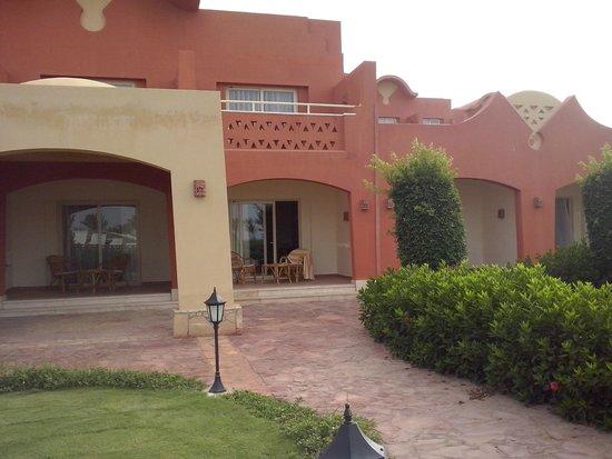 Sharm Grand Plaza: pokoje na parterze