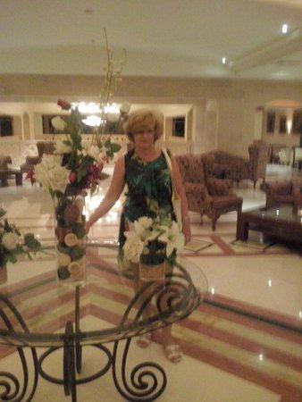 Sharm Grand Plaza: lobby