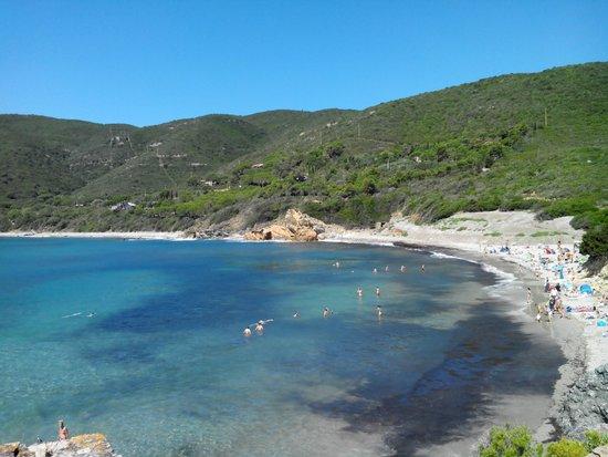 Spiaggia di Lacona: Spiaggia di Laconella