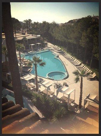 Insotel Cala Mandia Resort & Spa : Over 18s pool