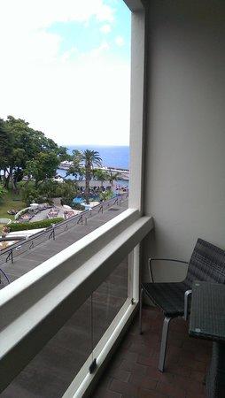 Pestana Casino Park Hotel : Surprise sea view