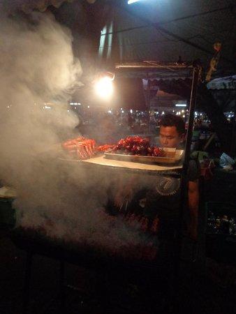 Kg Kianggeh Open Air Market: Open Air Market