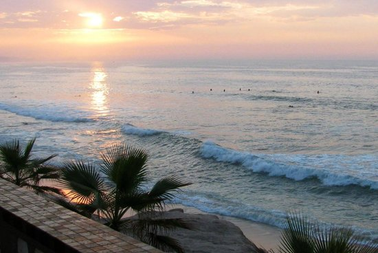 Cabo Surf Hotel: Shore Villa View