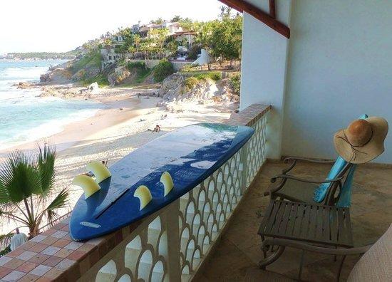 Cabo Surf Hotel : Shore Villa View