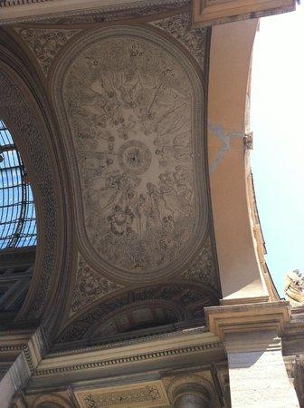Galleria Umberto I : Umberto I gallery