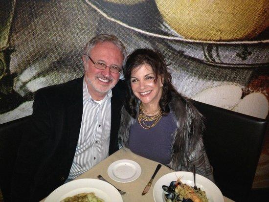 Bella Piatti: My husband's birthday February 2014