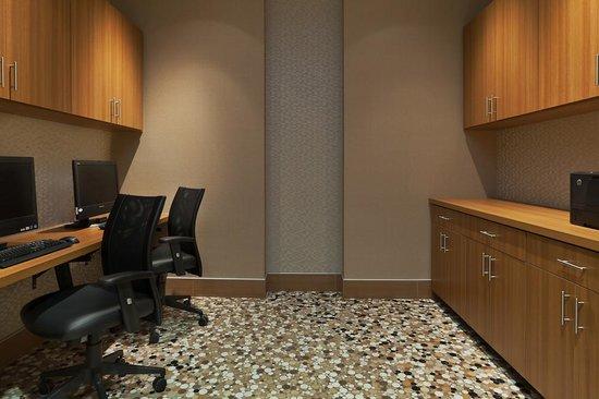 SpringHill Suites Anaheim Maingate: Business Center