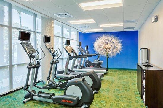 SpringHill Suites Anaheim Maingate: Fitness Center
