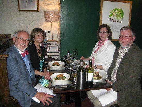 Hutton Magna, UK: A splendid evening at the Oak Tree Inn