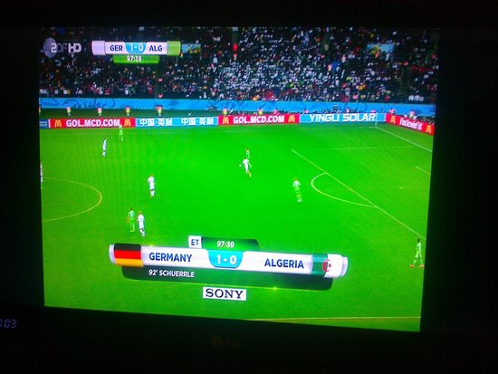IntercityHotel Frankfurt Airport : The match ...