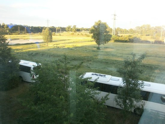 ibis Styles Munchen Ost Messe: View from the room