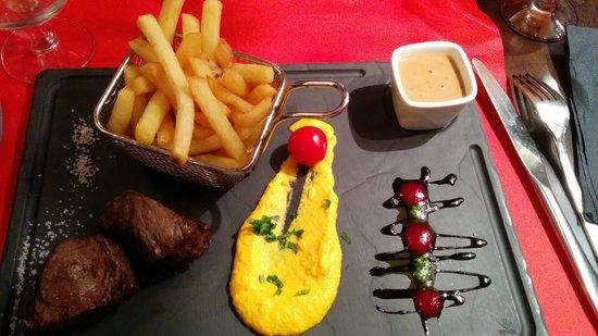 Cafe Foutu : Coeur de rumsteck