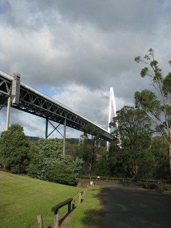 Tamar river bridge
