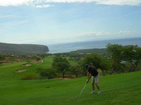 Four Seasons Resort Lana'i, The Lodge at Koele: Golfing