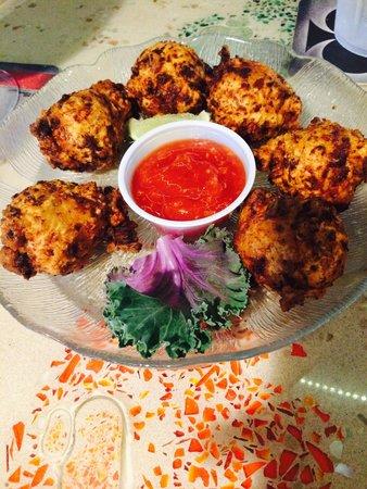 Mrs. Mac's Kitchen: Conch fritters..YUM!!