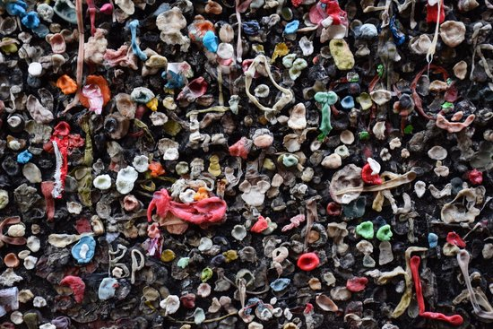 Bubblegum Alley: Chicletes