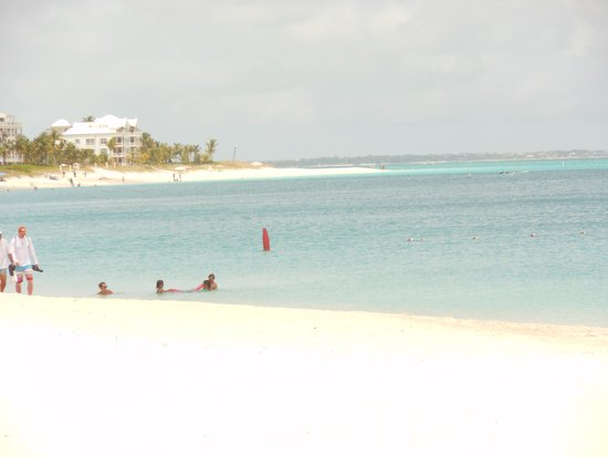 Grace Bay: View from Ocean Club West