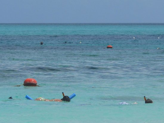 Grace Bay: one of the Snorkle Beaches