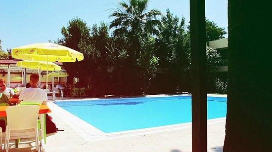 Artemis Yoruk Hotel : pool