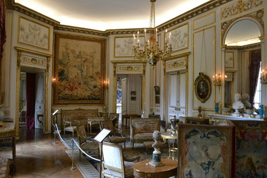 Musée Nissim de Camondo : The Salon