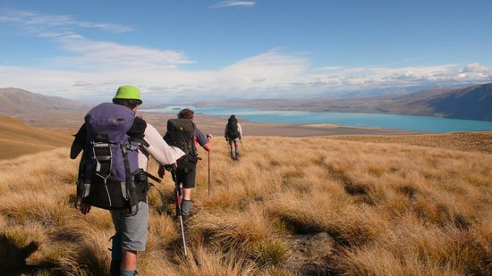 Rangiora, New Zealand: Custom Hiking Tour in Tekapo