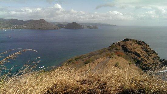 The Landings Resort & Spa St. Lucia: Pigeon Island hike