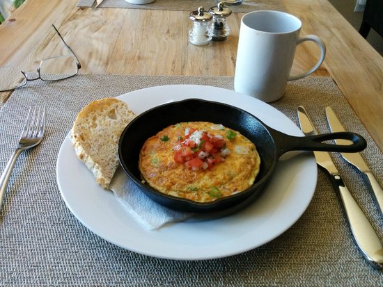 Sundance Bed and Breakfast : Breakfast course 3