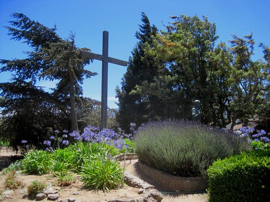 Mission Nuestra Senora de la Soledad: Mission garden