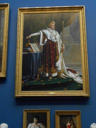 The Bowes Museum: Napolean