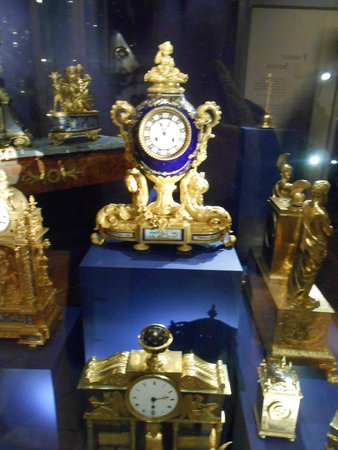 The Bowes Museum: Clock