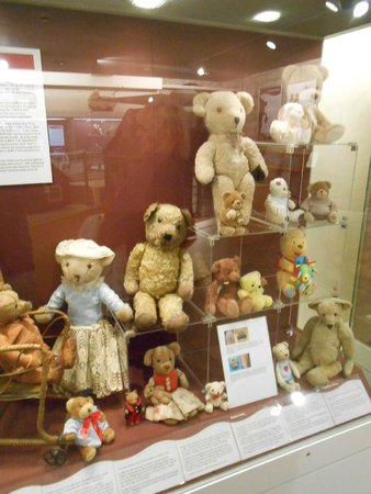 The Bowes Museum: Toys