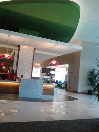 Hyatt Place Manati: Reception
