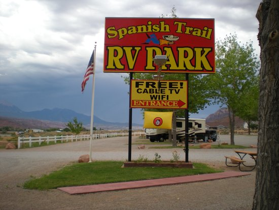 Photo of Spanish Trail RV Park Moab