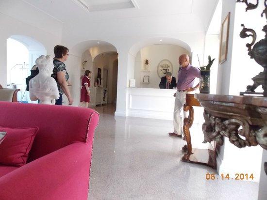 Hotel Corallo Sorrento : Lobby