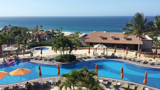 Pueblo Bonito Sunset Beach Golf & Spa Resort: One of the 5 pools...it's incredible place to go!