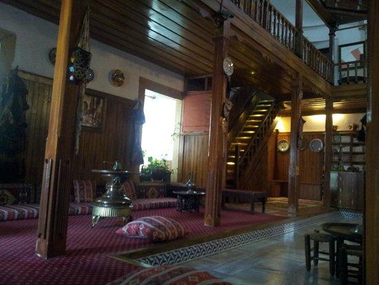 Suleymaniye Hamami : Vue intérieure
