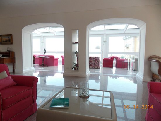 Hotel Corallo Sorrento: Lobby