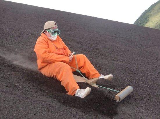 Cerro Negro Volcano: Awesome ride