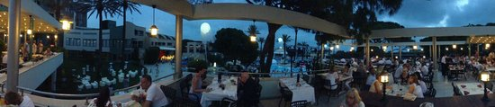 Limak Atlantis Deluxe Hotel & Resort: the gala night
