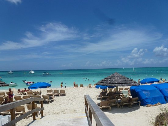 Beaches Turks and Caicos Resort Villages and Spa: Beach