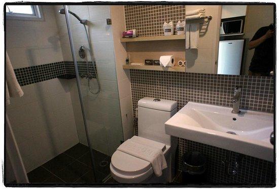 At Mind Executive Suites: washroom