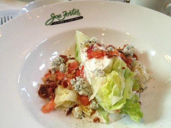 Joe Fortes Seafood & Chop House: Wedge Salad