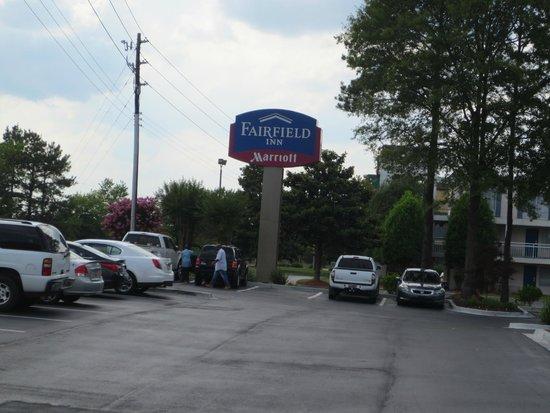 Days Inn Florence Near Civic Center: Fairfield Inn Florence, SC