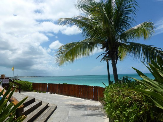 Beaches Turks and Caicos Resort Villages and Spa : Beach