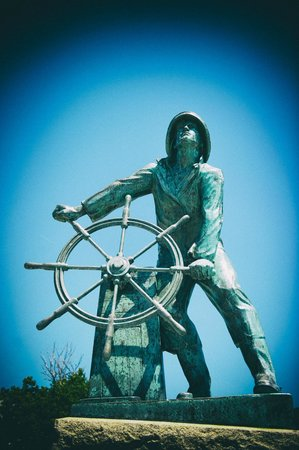Fishermen's Memorial Monument: Fisherman's Memorial
